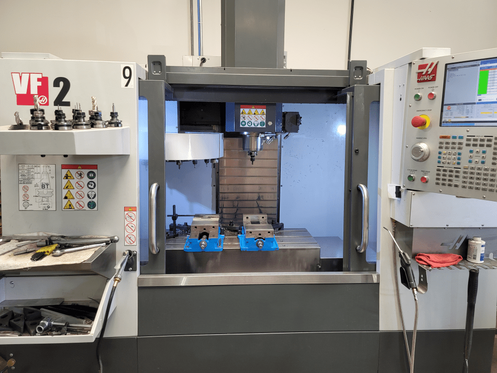 Haas VF-2 CNC Mill