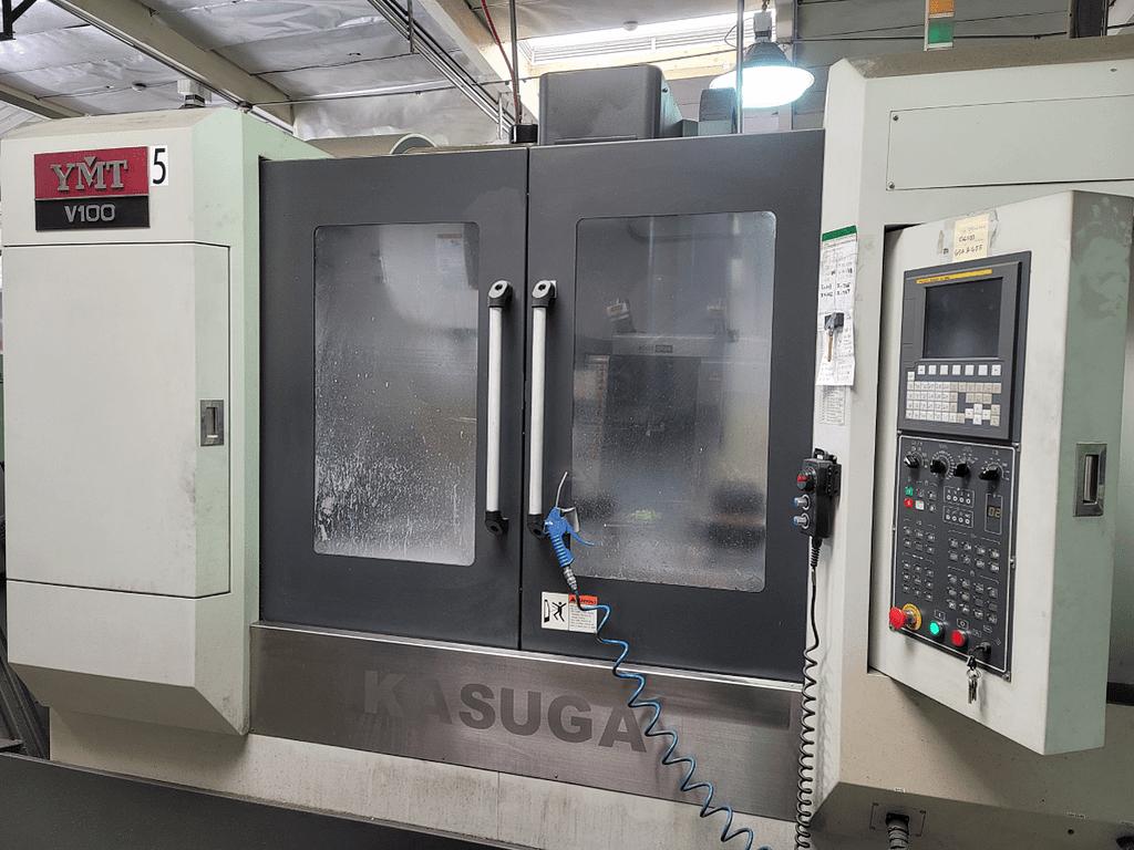 Kasuga V100 CNC Mill