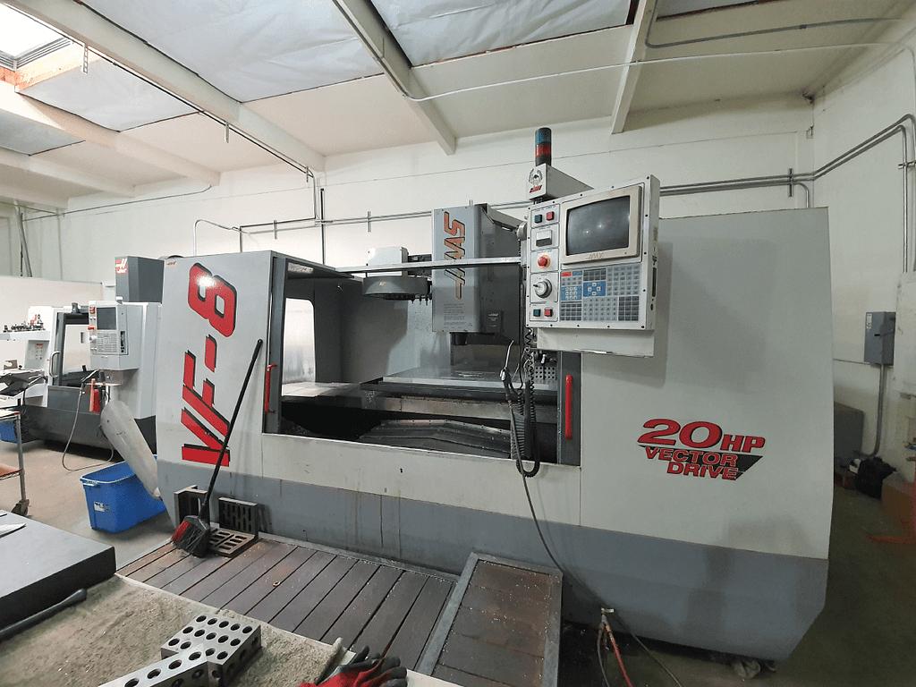 Haas VF-8 CNC Mill