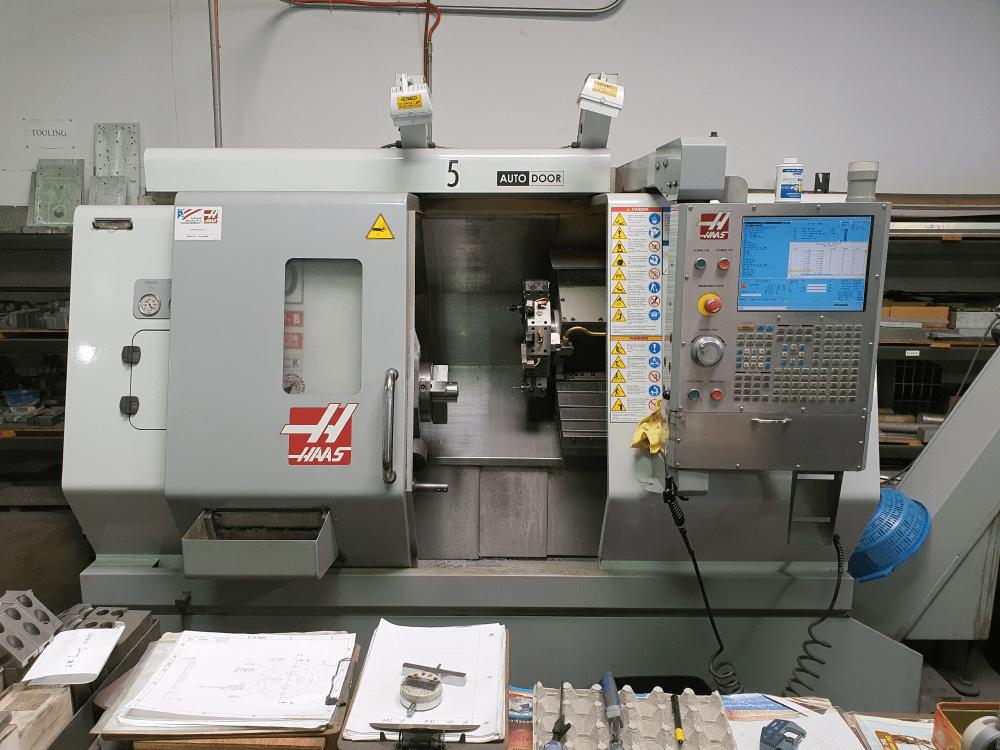 Haas SL-20T CNC Lathe